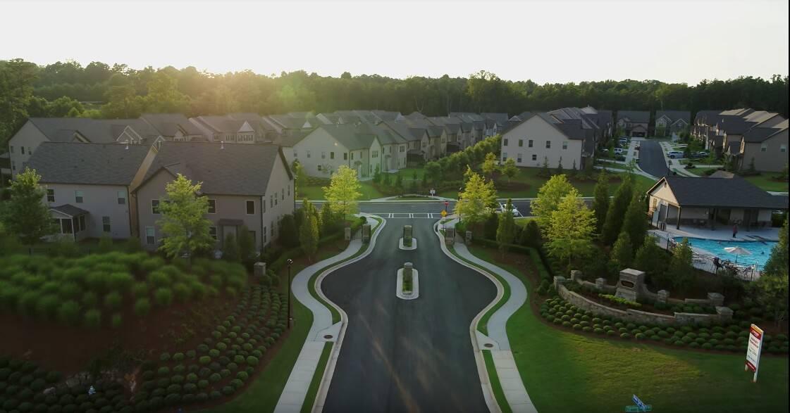 Hadley Township Beazer Homes Sugar Hill Ga Find New Construction In Atlanta And Video