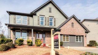 Primrose Creek Redfield Floorplan Fischer Homes Sugar Hill Ga